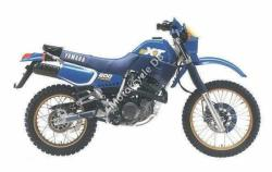 Yamaha XT 600 (reduced effect) 1987 #12