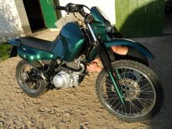 Yamaha XT 600 (reduced effect) 1987 #14