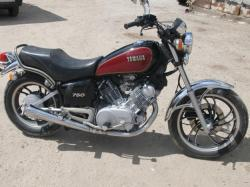 Yamaha XV 750 Special (reduced effect) 1981