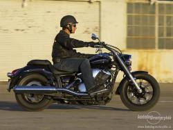 Yamaha XVS950A Midnight Star 2010 #10