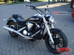 Yamaha XVS950A Midnight Star 2010 #11