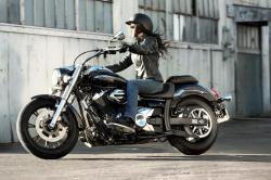 Yamaha XVS950A Midnight Star 2010 #8