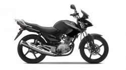 Yamaha YBR 125 is still on the top of popularity