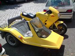 Yangtze 750 (with sidecar) 1987