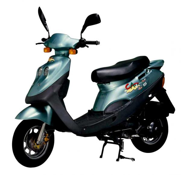 Adly e-Bike 2nd Generation