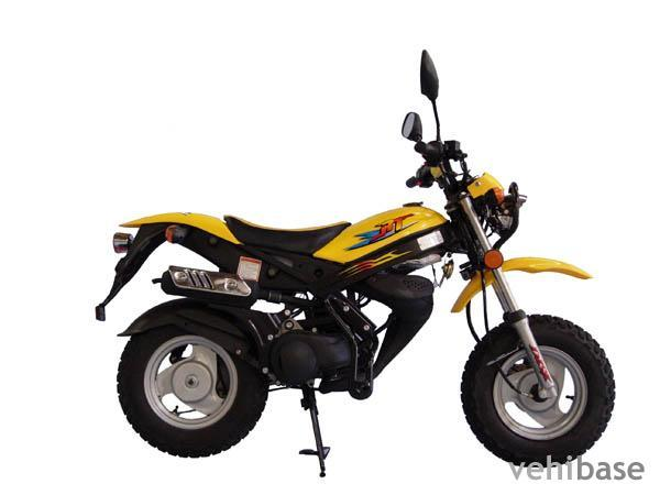 2009 Adly e-Bike Fun Cruiser