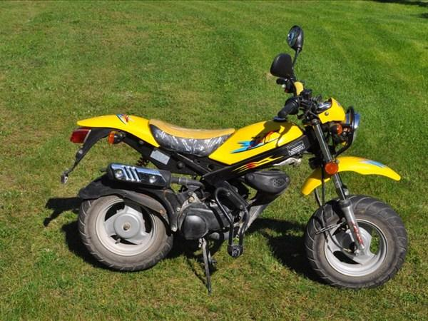 2009 Adly RT-50 Road Tracer