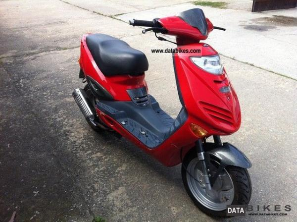 2009 Adly Super Sonic 125