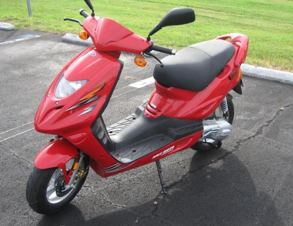 2008 Adly Thunder Bike 125