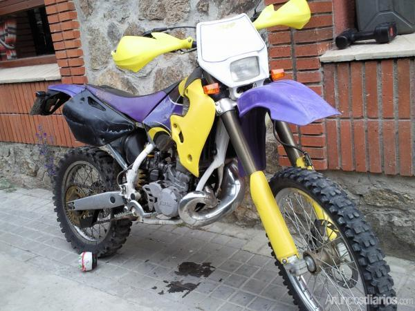 Alfer VR 250, a Spanish off-roader