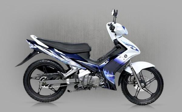 An Asian trickster of Demak Evo Z