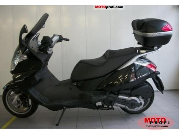 2009 Aprilia Atlantic 500 Sprint