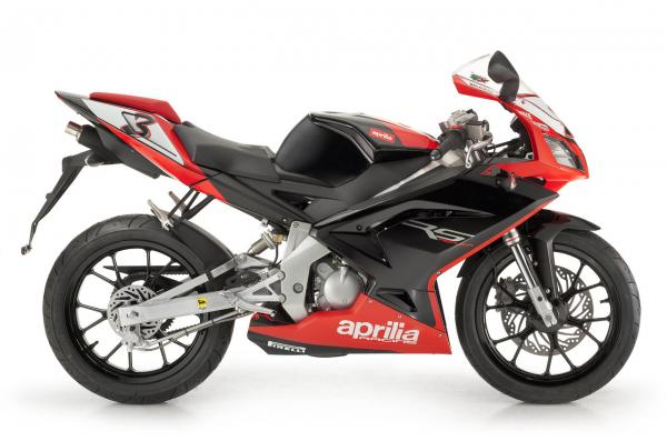 Aprilia RS 50 Replica SBK #1