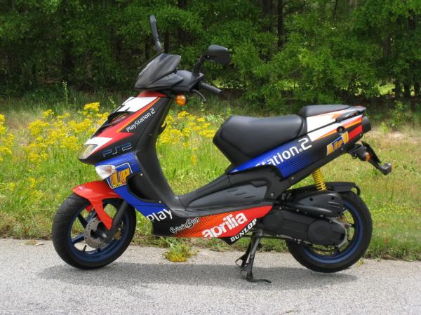 Aprilia SR 50 GP1 Race Replica