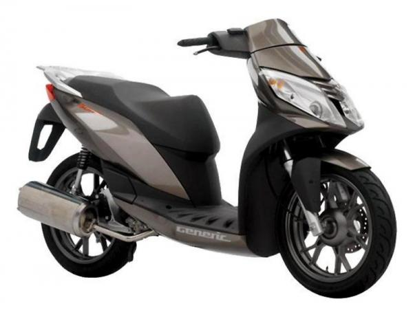 2010 Azel New Soho 125