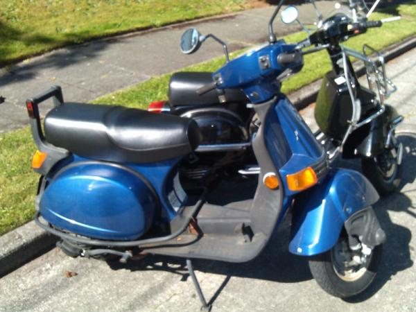 2002 Bajaj Legend