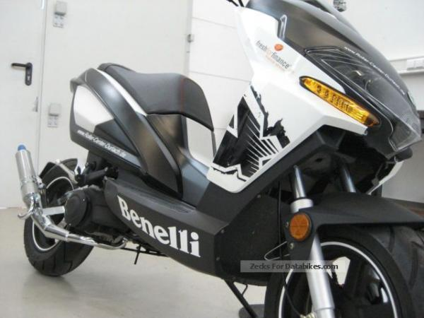 Benelli QattroNove X On Road