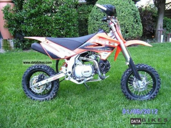2010 Beta Minicross R 125