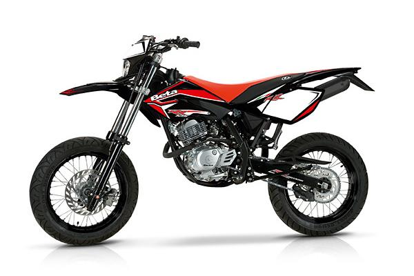 Beta RR 125 4T Supermotard 2006 #1