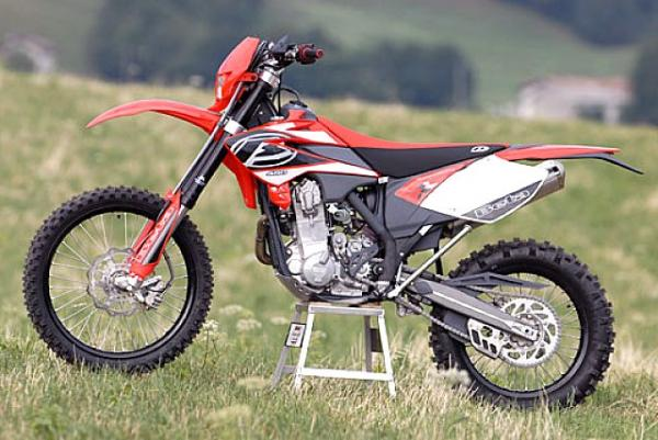 2007 Beta RR 50 Enduro