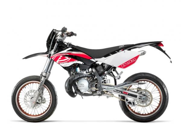 Beta RR 50 Motard Racing #1