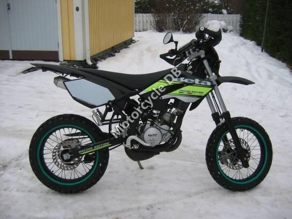 Beta RR 50 Motard Racing