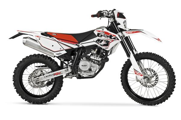 Beta RR Enduro 4T 125