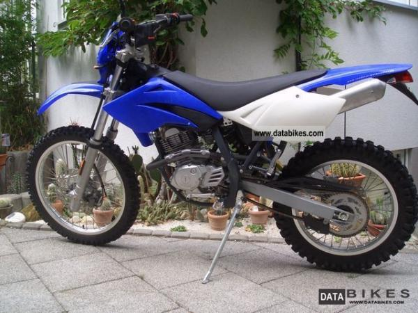 2008 Beta RR Enduro 4T 125