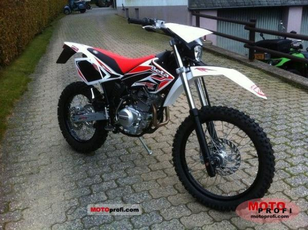 2011 Beta RR Enduro 4T 125