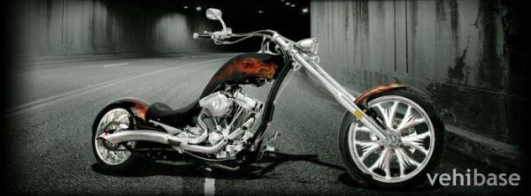 Big Bear Choppers Athena 100 EFI