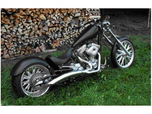 Big Bear Choppers Bear Bones 100 Smooth Carb