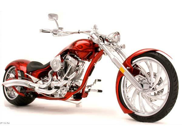2010 Big Bear Choppers Devil`s Advocate ProStreet 100 EFI