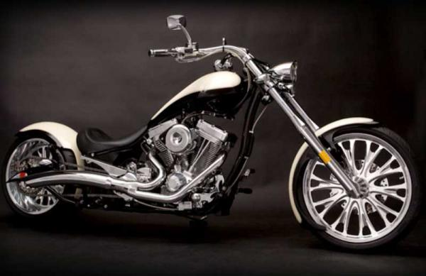Big Bear Choppers Mis Behavin 100 Smooth EFI 2010 #1