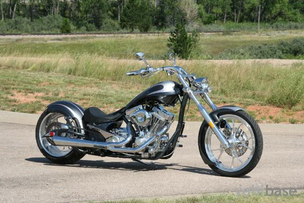Big Bear Choppers Miss Behavin 100 EFI