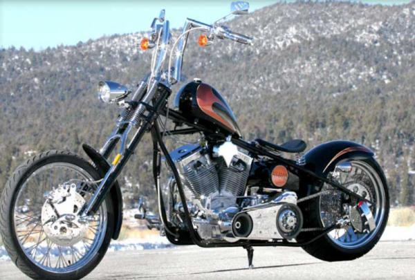 Big Bear Choppers Screamin Demon 100 Carb 2010 #1