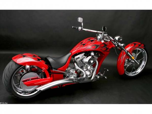 Big Bear Choppers Venom 100 Smooth EFI
