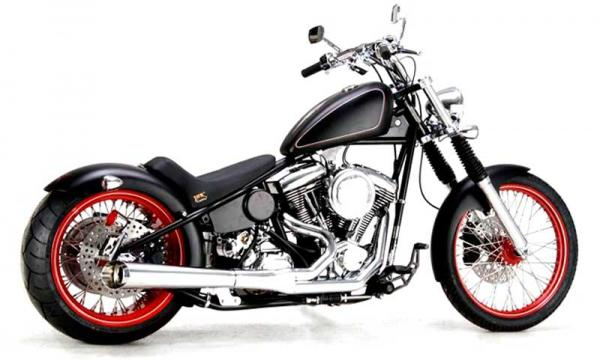 2009 BMC Choppers Hooligan 541 240