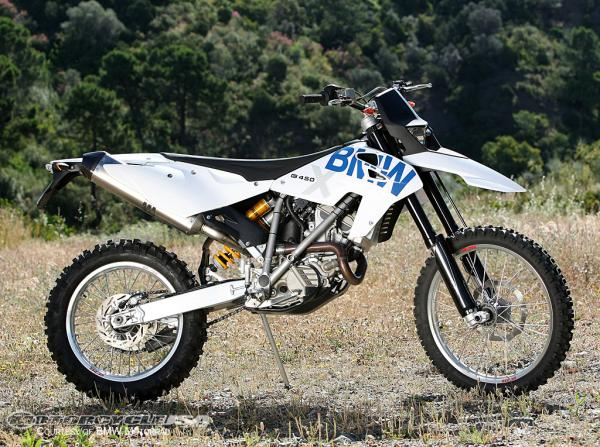 2008 BMW 450 Sports Enduro