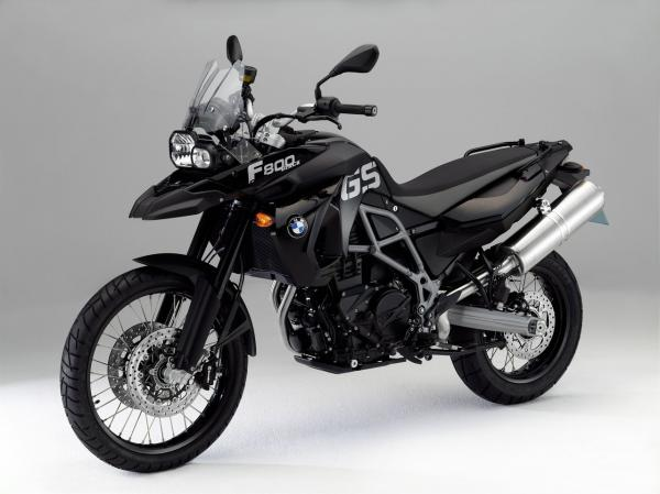 2012 BMW F800GS Triple Black