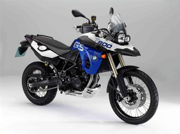 BMW F800GS Trophy