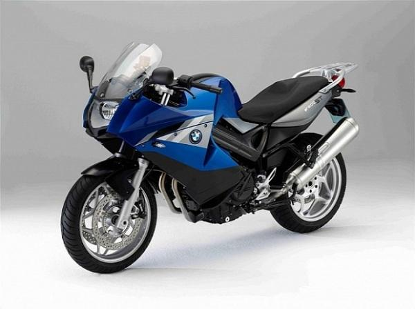 BMW F800ST Touring