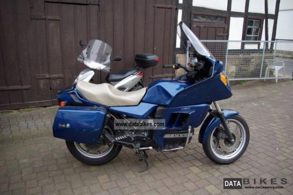 1991 BMW K100LT Limited Edition