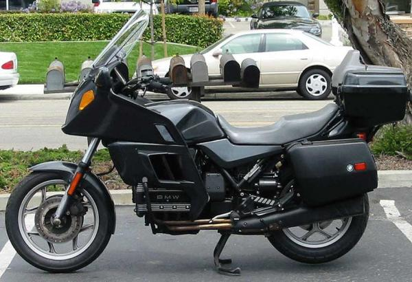 BMW K100LT Limited Edition #1