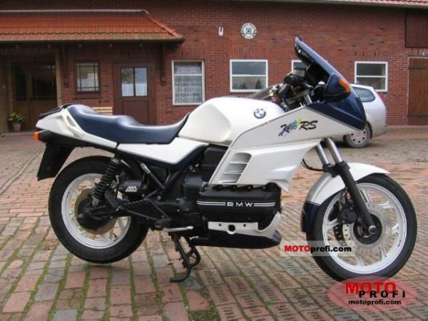 1988 BMW K100RS ABS
