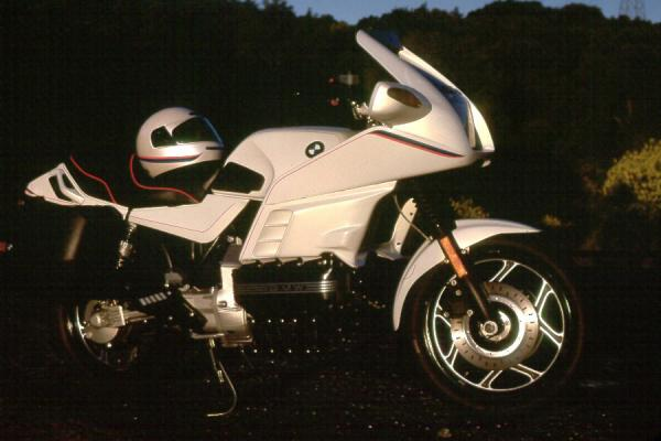 BMW K100RS Motorsport