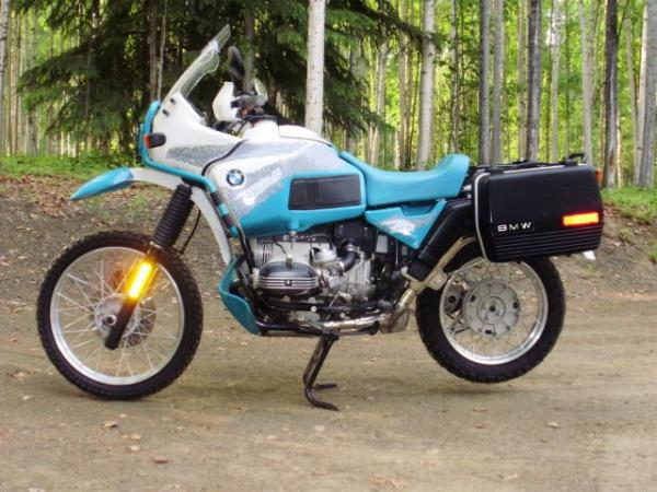 1993 BMW R100GS-PD