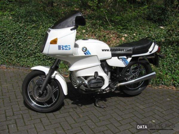 1987 BMW R100RS