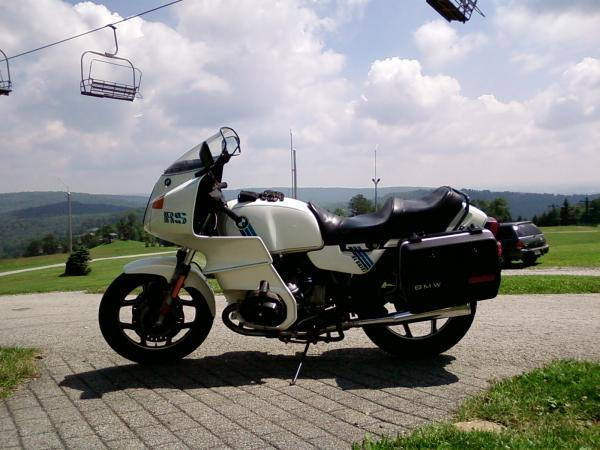 1989 BMW R100RS