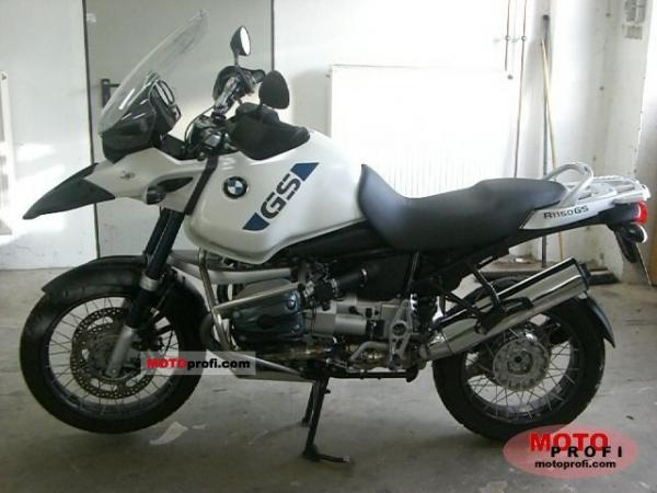 2005 BMW R1150GS Adventure