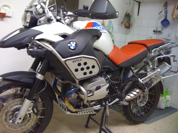 2007 BMW R1200GS Adventure